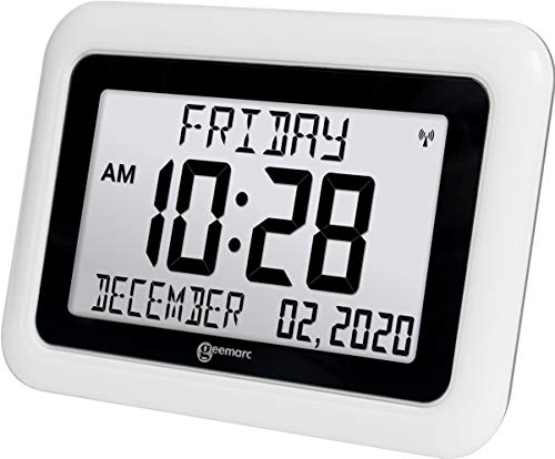 41QqG93KAaL - 6 Best Atomic Clocks for More Accurate Time Keeping