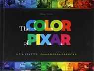 El color de pixar: (historia de pixar, libro sobre películas, arte de pixar)