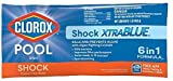 Pool&Spa 33512CLX Pool Shock XtraBlue | Compatible with Clorox Pool App for iPhone Android | 1-lb Bags, 1Pack
