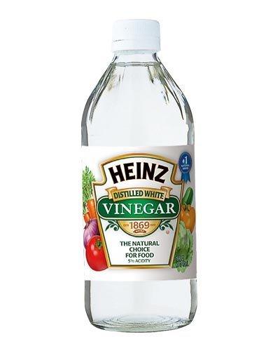Heinz All-Natural Distilled White Vinegar, 5% Acidity, 16 Fl Ounce (1 Pint)