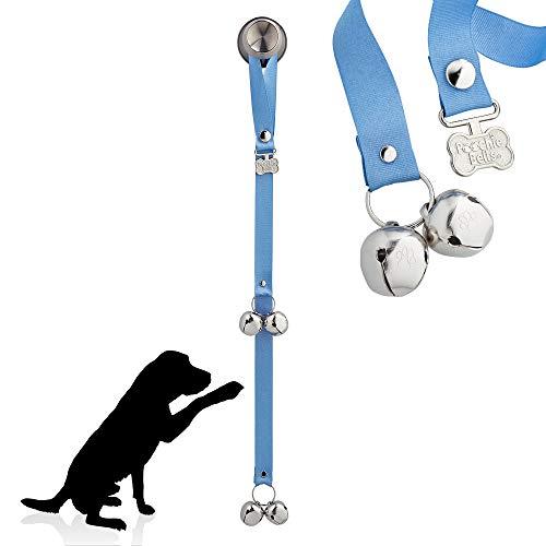 PoochieBells The Original Doggie Doorbell, Puppy...