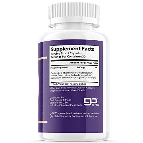 (3 Pack) Kyto Fit Pills 800mg, Kyto Fit Diet Pills Capsules BHB Supplement, Complete Ketogenic Diet for Beginners, BHB Ketones Slim Pills for Energy, Focus for Men Women (180 Capsules) 3