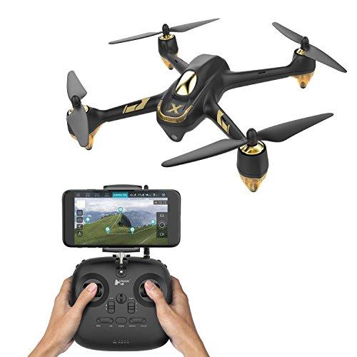 Hubsan H501A X4 Brushless Droni GPS 1080P HD Fotocamera 5.8 GHz FPV WiFi e 2.4 GHz RC Quadricottero...