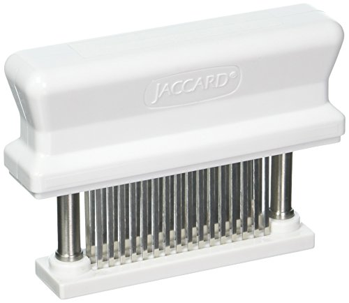 Jaccard 200348 Supertendermatic 48-Blade Tenderizer, 1.50 x 4.00 x 5.75 inches, White
