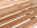 Trendy-Home Mutambo, ca. 105 cm breit Bank, braun - 4