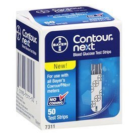 Bayer Contour Next Test Strips - 50ct (Pack of 3)