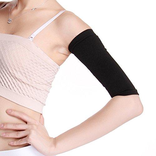 ULTNICE Manicotti a compressione dimagrante migliorano le braccia manica sagomate pi sottili per lo...