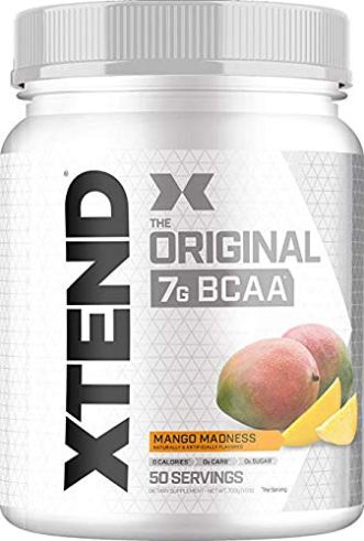 Scivation Xtend BCAA 50杯分 (マンゴー) Mango 【海外直送品】