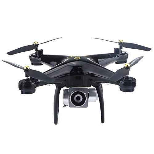 QYLT Doppio GPS 5G WiFi RTF RC Drone Quadcopter, Registrabile Grandangolare 1080 P HD FPV Videocamera Live Video, Altitude Hold, Batteria a Grande capacit, Lunga Distanza di Controllo