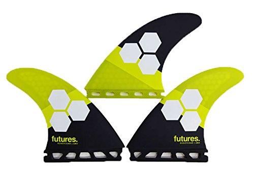 future fin フューチャーフィン RTM HEX 2.0 FAM2 [Large] アル・メリック ショートボード フィン トライフィン 3枚セット
