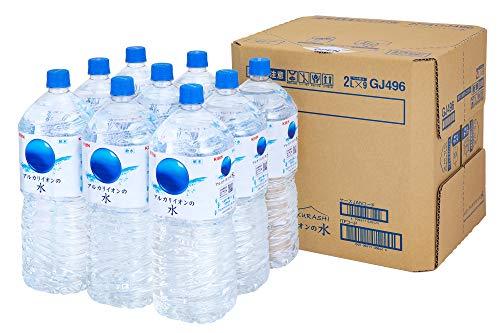 【Amazon.co.jp 限定】 キリン アルカリイオンの水 PET (2L×9本)