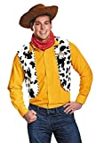 Toy Story Woody Adult Costume Kit, One Size