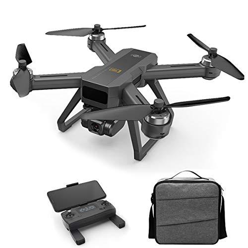 Goolsky MJX B20 EIS GPS RC Drone con Fotocamera 4K Motore Brushless 5G WiFi FPV Posizionamento del Flusso Ottico Quadricottero Stabilizzazione Elettronica dell'immagine Punto di Interesse Waypoint