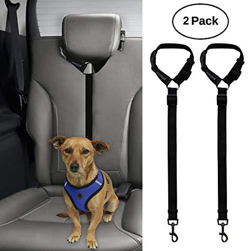 41RNuJBxVRL - Best Dog Seat Belt To Buy In 2020