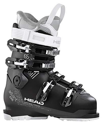 HEAD Damen Advant Edge 65 Skischuhe, Anthracite/Black, 250