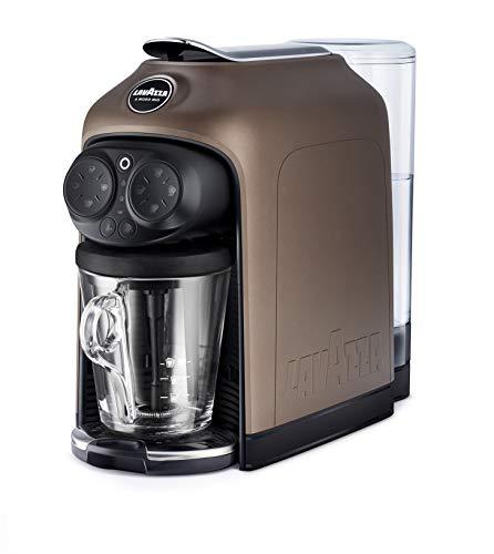 Lavazza A Modo Mio, Deséa Brown Walnut – Macchina per Caffè, Marrone