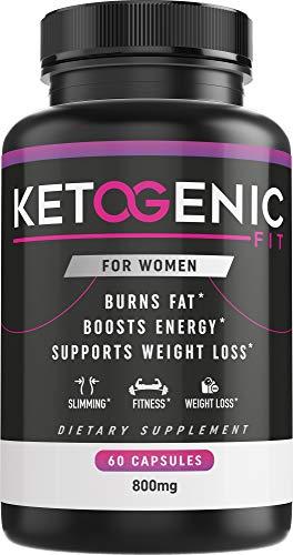Ketogenic Fit - Keto BHB Capsules - Dietary Pills