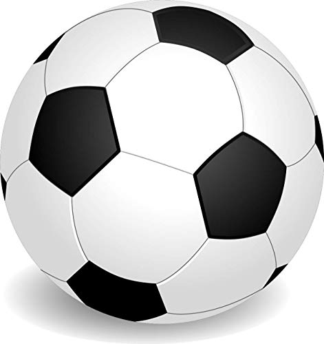 SC Soccer Champion Football with Free Air Pump and Needle