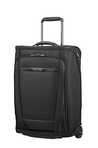 SAMSONITE PRO-DLX 5 - Wheeled Garment Bag 2.8 KG Porta abiti, 55 cm, 36 liters, Nero (Black)