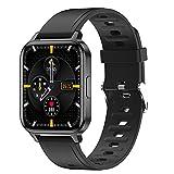 Smartwatch, Reloj Inteligente Impermeable IP68 para Hombre Mujer niños,Smartwatch 1.7 'Reloj de Pantalla Completa Hombres Mujeres Rastreador de Actividad física
