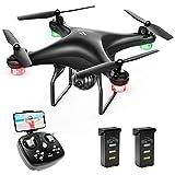 SNAPTAIN SP600 Drone avec Caméra 720P HD et 30 Mins Autonomie, Contrôle...