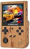 Anbernic RG351V Consola Retro Portatil con Wifi, Buena Retro Game Console 64GB con 2500 juegos,soporta PSP,NDS,DC, RK3326 Chip 1.5GHz,Open Source Linux System Consola de videojuegos retro 3.5'IPS