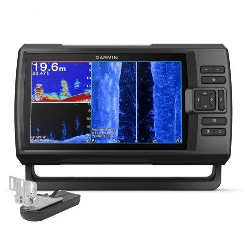 Garmin Striker Vivid 9SV ecoscandaglio con trasduttore GT52HW-TM 010-02554-01