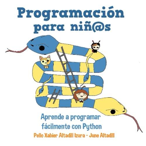 Programación para niños: Aprende a programar fácilmente con...