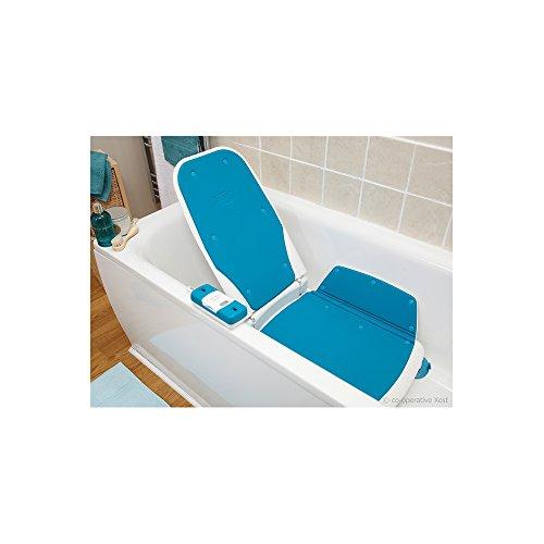 Bezug (Blau) für Patterson Medical Badewannenlift Bathmaster Sonaris