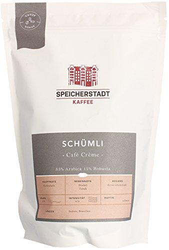 Schümli Caffe Créme - Speicherstadt Kaffee