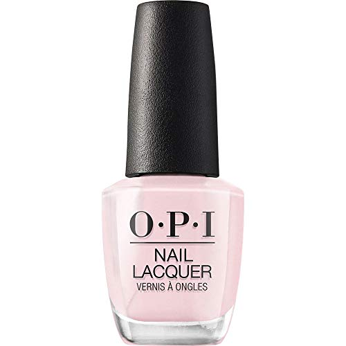 OPI Nail Lacquer, Let Me Bayou a Drink, Pink Nail Polish, New Orleans Collection, 0.5 fl oz