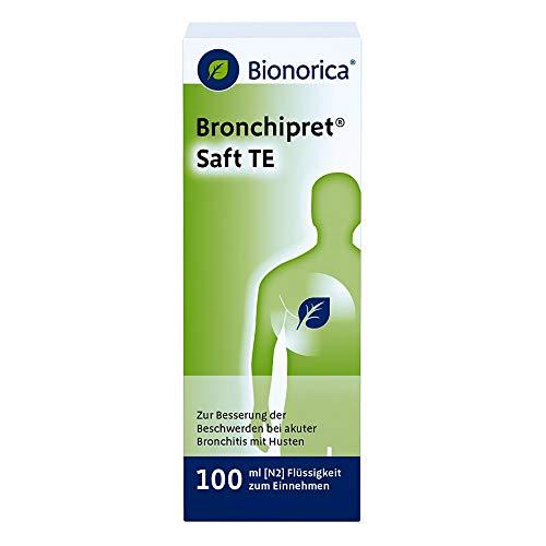 Bronchipret Saft TE, 100 ml Lösung