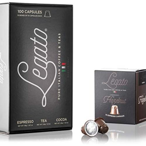 Legato Espresso Capsules