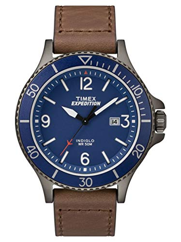 Timex Herren Analog Quartz Uhr Expedition Ranger