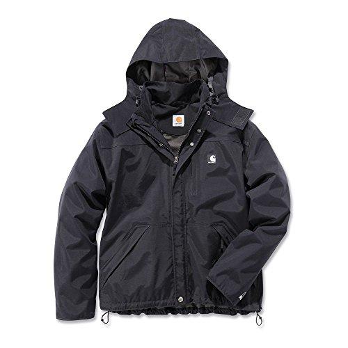 Carhartt Men's J162 Shoreline Jacket - Medium - Black