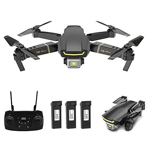 Mobiliarbus RC Drone GW89 Altitude Hold modalit Senza Testa Quadricottero Pieghevole RC con 3...