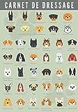 Carnet de Dressage: Canin   Dresser votre Chien & Chiot   Journal d'Apprentissage   Suivez...