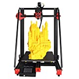 FDM 3D Printer Kit Pyramid A1.1 Titan Direct Drive, Silent Mainboard, Resume Printing, 3.5 inch LCD Touch Screen, Upgradable to BL Touch, 12' x 12' x16' for Creative Artist, DIY Designer & School Use