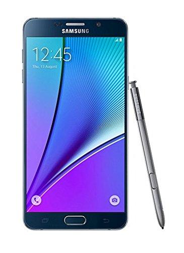 SAMSUNG Samsung Galaxy Note5 LTE-A (SM-N920I) 32GB Black【海外版 SIMフリー】