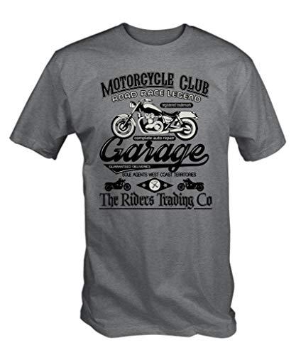 Motorcycle Club T Shirt