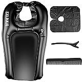 Portable Shampoo Bowl, Hair Washing Tray for Sink at Home, Inflatable Hair Washing Tray for...