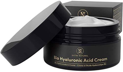 GANADOR 2020* Crema Facial de Acido Hialuronico ORGÁNICO 2 VECES MAYOR 100ml Concentrado...