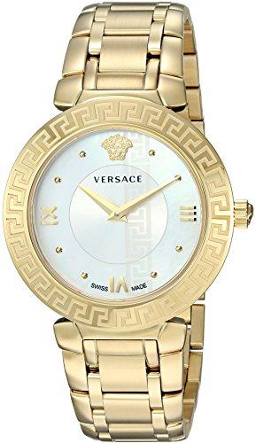Versace Damen analog Swiss Quartz Uhr V16070017