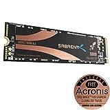 Sabrent SSD 内蔵 500GB Rocket NVMe 4.0 Gen4 PCIe M.2 ハイパフォーマンス (SB-ROCKET-NVMe4-500)