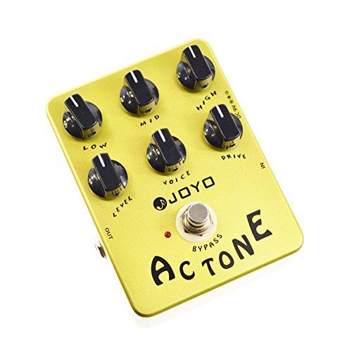 JOYO JF-13 AC Tone Guitar Effect Pedal DI Amp Sim