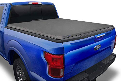 Tyger Auto T1 Soft Roll Up Truck Bed Tonneau Cover...