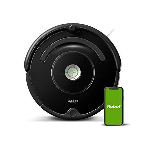 iRobot Roomba 671, Aspirateur Robot pour Tapis et Sols Durs, Capteurs de Poussière Dirt Detect,...