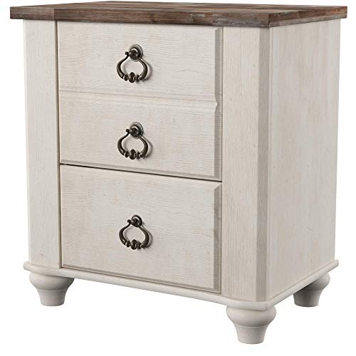 nightstand for small space