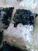 100 olhos 11mm para amigurumi + travas de segurança ferramentas do artesão