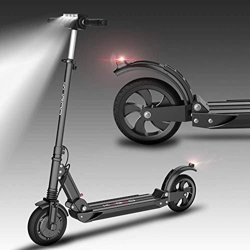 magicelec Trottinette électrique, Vitesse jusqu'à 30 km/h, 30km la Longue portée, Moteur de 350 W avec écran LCD, Scooter électrique Pliable Mixte Adulte et Enfant